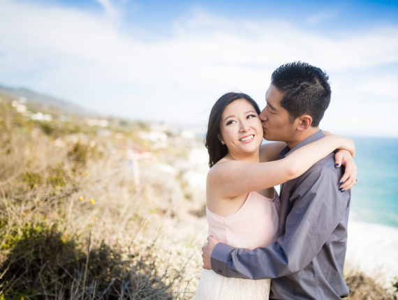 Laguna engagement photoshoot