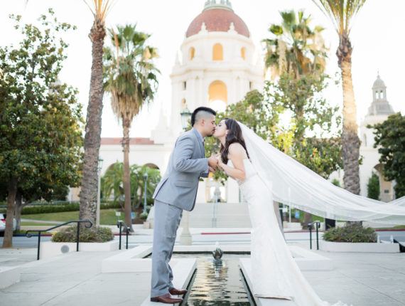 pasadena city hall engagement photography